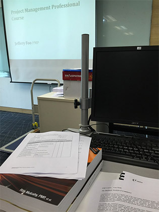 PMP Course at NTUC NextU